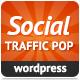 Social Traffic Pop for WordPress - CodeCanyon Item for Sale