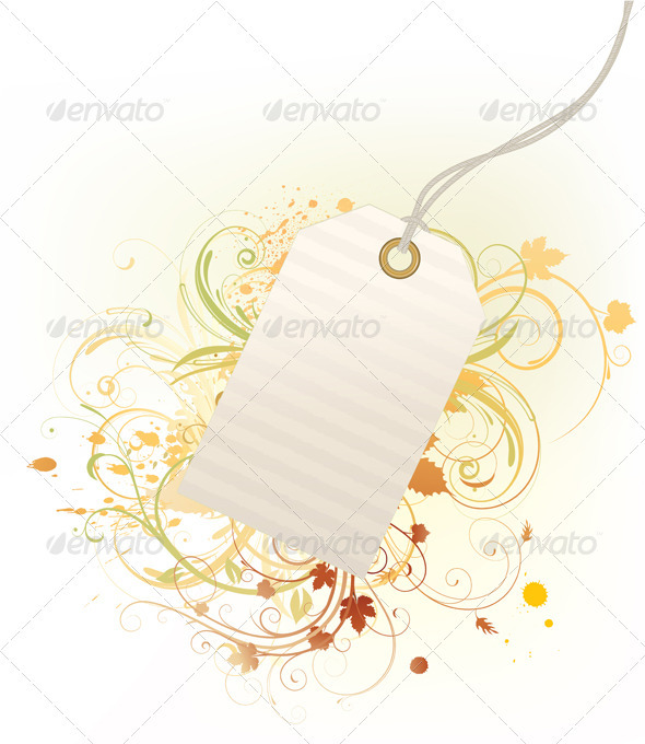 Price tag - Decorative Vectors