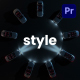 Stomp Typography Opener for Premiere Pro - VideoHive Item for Sale