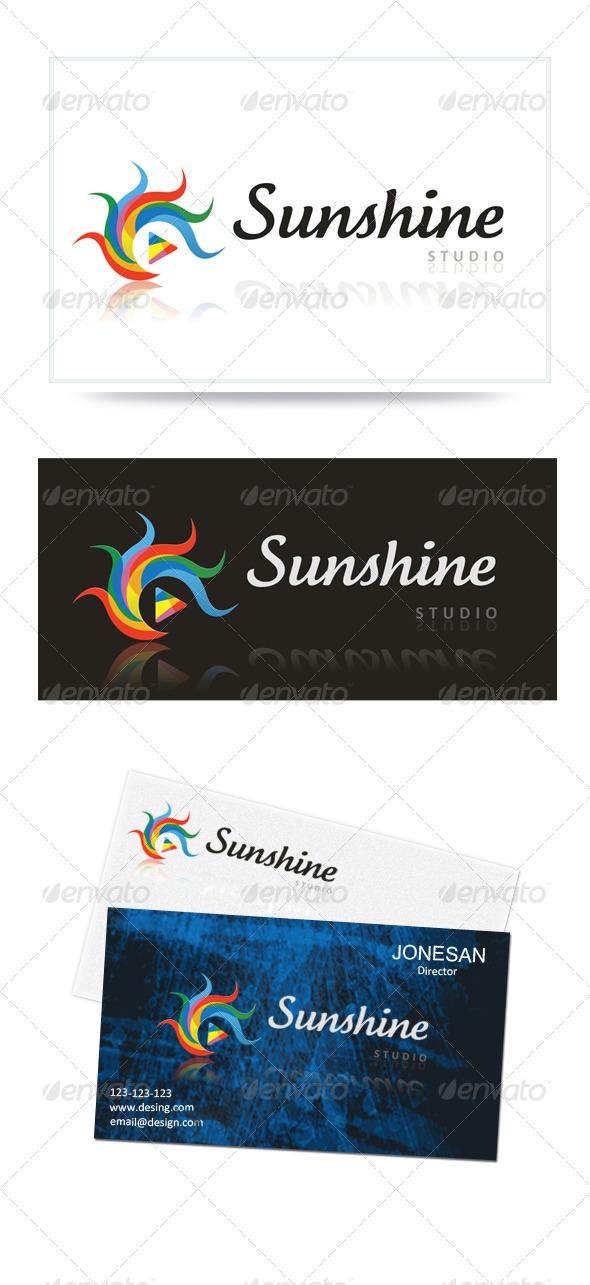 Sunshine - studio - Symbols Logo Templates