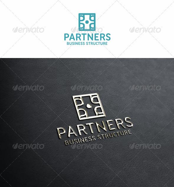 Partners Group - Symbols Logo Templates
