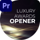 Luxury Awards Openers - VideoHive Item for Sale