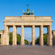 Panorama of the Brandenburg Gate in Berlin - PhotoDune Item for Sale
