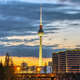 The iconic Television Tower of Berlin - PhotoDune Item for Sale