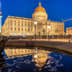 The reconstructed Berlin City Palace and the famous TV Tower - PhotoDune Item for Sale