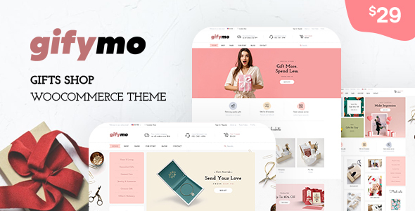 Download Gifymo – Giftshop WooCommerce Theme Free Nulled