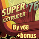 Super Extruder '76 Titles with Placeholders +Bonus - VideoHive Item for Sale