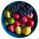 Isolated Organic Fruit Bowl - PhotoDune Item for Sale