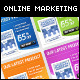 Online Marketing Pack - Web Banner Ads - GraphicRiver Item for Sale