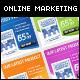 Online Marketing Pack - Web Banner Ads - GraphicRiver Item for Sale