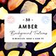 38 Amber Background Textures
