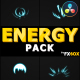 Energy Elements | DaVinci Resolve - VideoHive Item for Sale
