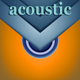 Acoustic Warm Background