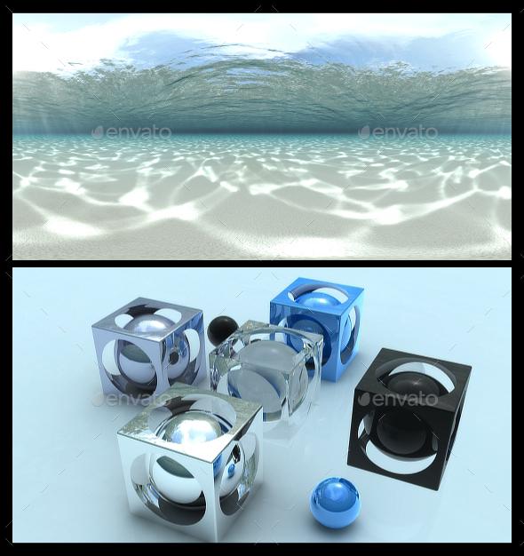 Underwater 7 - HDRI