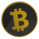 Falling Bitcoin - VideoHive Item for Sale