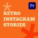 Retro Instagram Stories - VideoHive Item for Sale