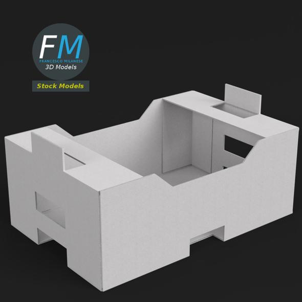 Cardboard crate 1