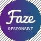 Faze - Responsive Landing Page - ThemeForest Item for Sale