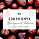 50 South Onyx Background Textures