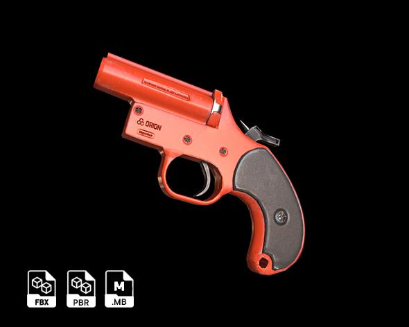 Flare Gun (PUBG)