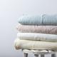 Natural linen fabrics in pastel colors - PhotoDune Item for Sale