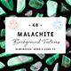 48 Malachite Background Textures