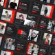 Fashion E-commerce Slides v.2 - VideoHive Item for Sale