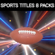 Sports Titles - VideoHive Item for Sale