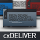CXDeliver Keynote Presentation Template - GraphicRiver Item for Sale