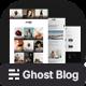 Jenifer - Multipurpose Ghost Blog Theme