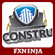 Construction Logo - VideoHive Item for Sale