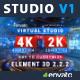 STUDIO V1 - VideoHive Item for Sale