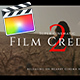 Film Credits Pack V.2 - VideoHive Item for Sale