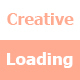CSS3 Creative Square Loading Animation Effects