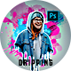 Dripping Painting - Photoshop Effect