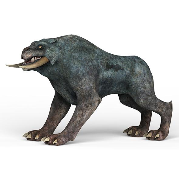 Fantasy Monster Creature