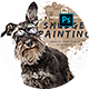 Smudge Painting - Photoshop Action