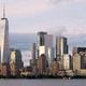 New York city lower Manhattan skyline at twilight - PhotoDune Item for Sale