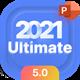 2021 Ultimate Multipurpose Premium PowerPoint Presentation Template