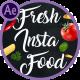 Food Instagram Stories v2 - VideoHive Item for Sale