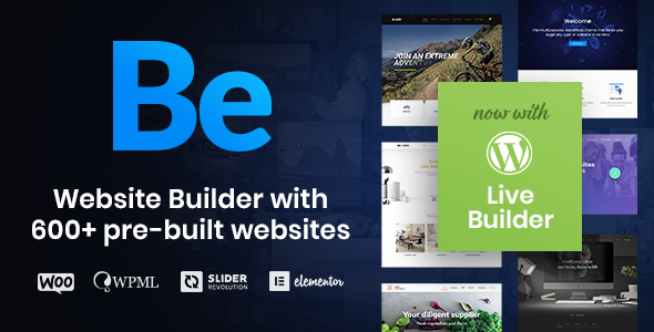 Awesome Betheme | Responsive Multipurpose WordPress Theme