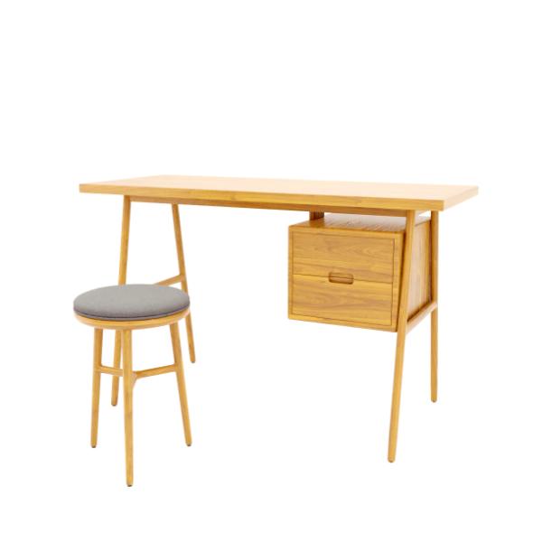 Scandinavian Working Table Set