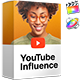 Youtube Pack Influence | Final Cut - VideoHive Item for Sale