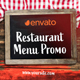 BBQ Menu - Restaurant Promo - VideoHive Item for Sale