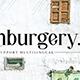 Kimburgery Font