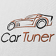 Car Tuner Logo - GraphicRiver Item for Sale