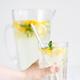Child Hand Holding Glass of Lemonade. - PhotoDune Item for Sale