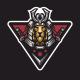 Samurai Lion Logo