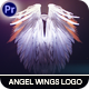 Angel Wings Logo - VideoHive Item for Sale