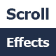 Scroll From Top to Bottom Hover Effects